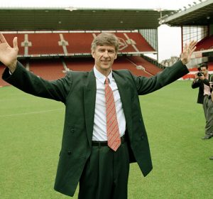 Wenger appointed Arsenal manager
